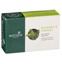 Biotique Soap Bio Basil And Parsley Revitalizing Body