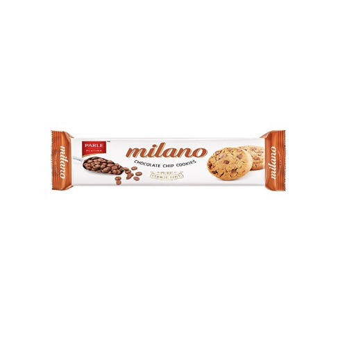 Parle Biscuit Milano Chocolate Chip Cookies