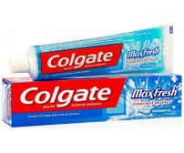 Colgate Tooth Paste Maxfresh Peppermint Ice (Blue Gel)